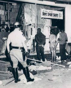 The Watts Riots
