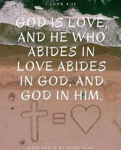 John 4, Praise God, Gods Love, Verses, Quotes, Quotations, Love Of God, Scriptures, God