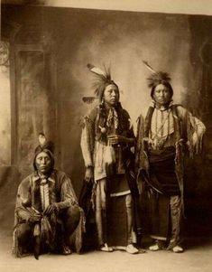 Les Indiens d'Amérique - tribu Kiowa