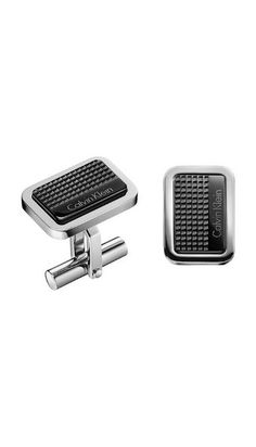 Mens Calvin Klein Stainless Steel Confidence Cufflinks - In stock with FREE next day delivery. Buy your Calvin Klein Jewellery jewellery online today from WATCH SHOP. Calvin Klein, Apple Watch, Cufflinks, Jewelry Design, Stainless Steel, Mens Fashion, Modern, Mens Jewellery, House Elevation