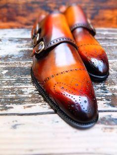 """Sienna"" by Alexander Nurulaeff - Dandy Shoe Care (Source: dandyshoecare.it)"