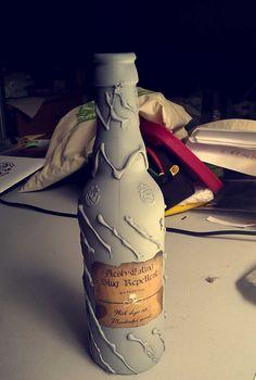 Ton imaginaire de cet été est Harry Potter, Merlin l'enchanteur ou encore « sorciers et sorcières » ? Alors ne jette plus tes bouteilles vides, et transforme-les en (...)