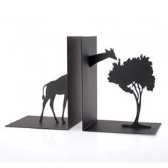 Serre-Livres Girafe - La Chaise Longue