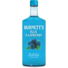 Burnett's Vodka ❤ liked on Polyvore featuring food, fillers, drinks, alcohol and food and drink