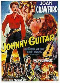 Transgresión Continua: Johnny Guitar, sola ante el peligro