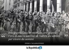 Morire da uomini per vivere da uomini Piero Calamandrei Warriors' Project (@Warriors_Parma) | Twitter