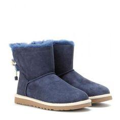 UGG Australia - Selene suede boots #shoes #uggaustralia #covetme