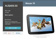 Google Nexus 4 and Nexus 10 now on sale Google has updated its product pages on Google Play for the Nexus 4 smartphone and Nexus 10 tablet, now letting customers place orders.