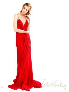 Kate Ermilio #reddress