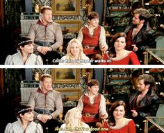 """Who could be Storybrooke's next visitor?"" ------ Once cast at Good Morning America- 13 November 2015"