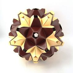Ru-kusudama contest by elenaboy12, via Flickr