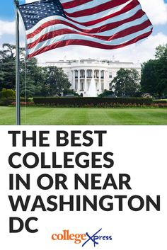 These are some of the best colleges in Washington, DC! Want to go to college in our nation's capital? Of course you do, you future politico, you. Do yourself a favor and check out these schools. | CollegeXpress.com
