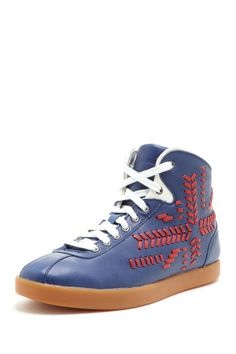 Alexander McQueen High Top Sneaker by PUMA on @HauteLook