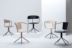 Bouroullec's Uncino Chair for Mattiazzi