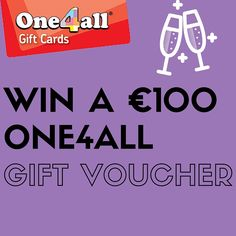Win a €150 One4all Gift Voucher - http://www.competitions.ie/competition/win-a-e150-one4all-gift-voucher/