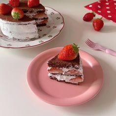 딸기 케이크, by lsoui_ 🍓