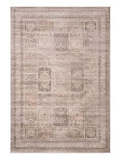 Contemporary Power-Loomed Area Rug by Safavieh at Gilt