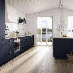 Sigdal Kjøkken - Line Inframe Kitchen Stories, House, Interior, Home, Kitchen Cabinets, Kitchen, Kitchen Dining Room, Kitchen Dining, Home Kitchens