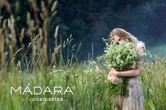 Experience the freshness and magic of MÁDARA – a mysterious plant with a sweet scent, a plant that had grown in the meadows and seaside dunes of the northern country of Latvia for hundreds of years. MÁDARA products come from Latvia, by the Baltic Sea.