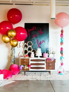 This party is everything: http://www.stylemepretty.com/living/2015/10/16/mocktail-4th-birthday-party/ | Photography: Sara Hasstedt - http://www.sarahasstedt.com/