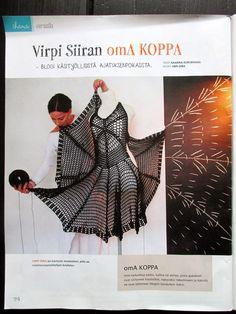VMSomⒶ KOPPA: Vieraisilla Ihana-lehdessä 2/2014