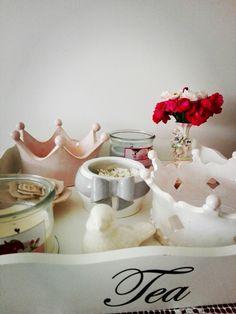 ceramic krown decoration korona ceramika