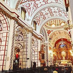 White Mass at the #Monastery of San Francisco / Misa blanca en el #Monasterio de San Francisco.  Image by @kmbjavier  #Lima #Peru #TravelDeeper #Arquitectura #Architecture #church #iglesia #travel #instagood #beautiful #bestoftheday #photooftheday #vacation #voyage #bestintravel #gotogether #wanderlust #mustvisit #mustsee #lifewelltraveled #bucketlist #perutravel #instatravel #travelgram #instagood #VisitPeru #MarcaPeru #DiscoverYourselfInPeru #DescubreteEnPeru