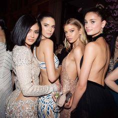 Kylie Jenner Looks Kylie Jenner, Kendall And Kylie Jenner, Kyle Jenner, Modelos Victoria Secret, Rich Girls, Elegante Y Chic, Jenner Sisters, Taylor Hill, Glamour