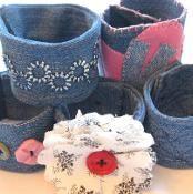 Fabric Cuff Bracelet Workshop - via @Craftsy