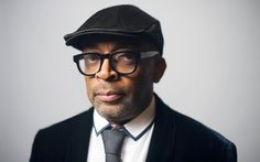 Spike Lee poses for a portrait at the 46th NAACP Image Awards Presented By TV On on February 6, 2015 in Pasadena, California. (Photo by Charley Gallay/Getty Images)