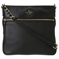 kate spade new york Cobble Hill Ellen Cross-Body Handbag,Black,one size