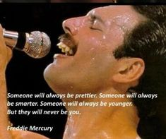 Ideas Music Quotes Love Inspiration Lyrics For 2019 Freddie Mercury Zitate, Freddie Mercury Quotes, Queen Freddie Mercury, Best Quotes, Love Quotes, Inspirational Quotes, Queen Meme, Jolie Phrase, We Will Rock You