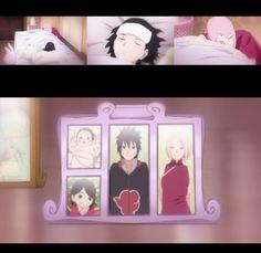 #sarada #sakura #sasuke #uchiha #boruto #naruto