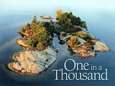 Part of 1000 Islands.