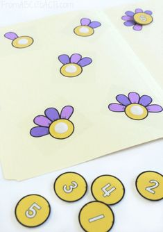counting flower petals folder file game free from abcs acts to Counting Flower Petals File Folder Game free From ABCs to ACTsYou can find File folder games and more on our website Numbers Preschool, Preschool Lessons, Preschool Learning, Preschool Activities, Educational Games For Preschoolers, Preschool Printables, Teaching, File Folder Activities, File Folder Games