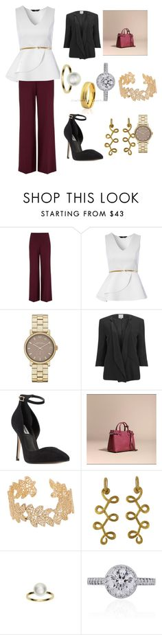"""""""2022"""" by dezac-novaes on Polyvore featuring Jane Norman, Marc Jacobs, Great Plains, Dune, Burberry, Stella + Ruby, H.Stern, Sophie Bille Brahe and Tiffany & Co."""