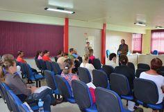 Estiveram reunidos na tarde desta terça-feira (08), os conselheiros que fazem parte do Conselho Municipal de Saúde de Guaraciaba. Na ocasião esteve presente também o Vice-prefeito Vandecir Dorigon