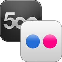 Choosing Between Flickr and 500px