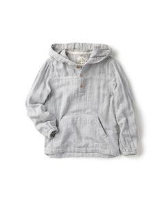 striped hoodie shirt
