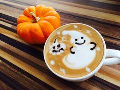 {Ghost Coffee}