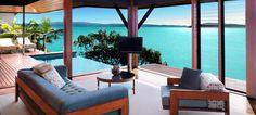 Stunning Beach House with Coral Sea Views   Nimvo - Interior ...