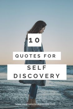 10 Self-Discovery Quotes to Guide Your Journey — Minimalism Made Simple Self Discovery Quotes, Simple Life Quotes, Minimalist Quotes, Living Quotes, Colleen Hoover, You Can Be Anything, Know Who You Are, Simple Living, Inspiring Quotes