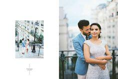 Fine Art Film Wedding Photography - Love Session Photoshoot in Montmartre Paris France - Nasta & Julio