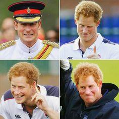 Harry's faces  Las caras de Harry