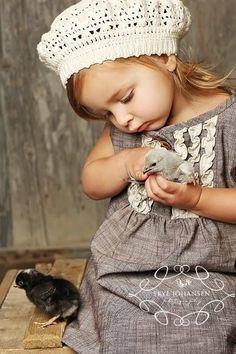 Aprendiendo a amar a los animalitos