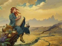 Brandon Sanderson's Words of Radiance, the 2nd book in the Stormlight Archive, packs a powerful punch on the inside cover. Cool Art: Michael Whelan's.