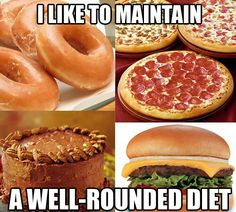 Funny pictures about My diet is going according to plan. Oh, and cool pics about My diet is going according to plan. Also, My diet is going according to plan. Diet Meme, Diet Humor, Fitness Humor, Gym Humor, Food Humor, Fitness Motivation, Doughnut Burger, Doug Funnie, Diet Pizza
