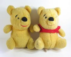 Intelligent Winnie-the-pooh Miniature Bear By Little Gem Teddy Bears For Disney Convention Manufactured