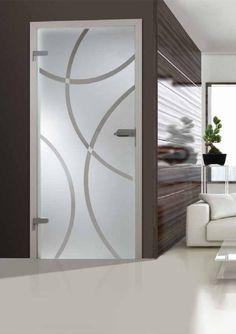 3 Ways to Cook Chick Etched Glass Door, Glass Hinges, Frosted Glass Door, Window Glass Design, Door Design, Bathroom Shower Doors, Accent Wall Designs, Glass Shower Enclosures, Luxury Home Decor