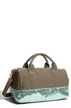 I <3 this duffel bag.